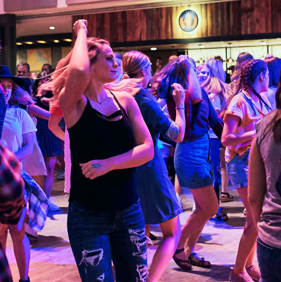 Line Dancing - Wildhorse Saloon